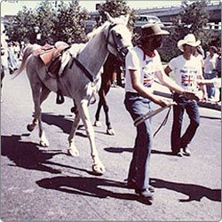 Pony Express Ride 1979